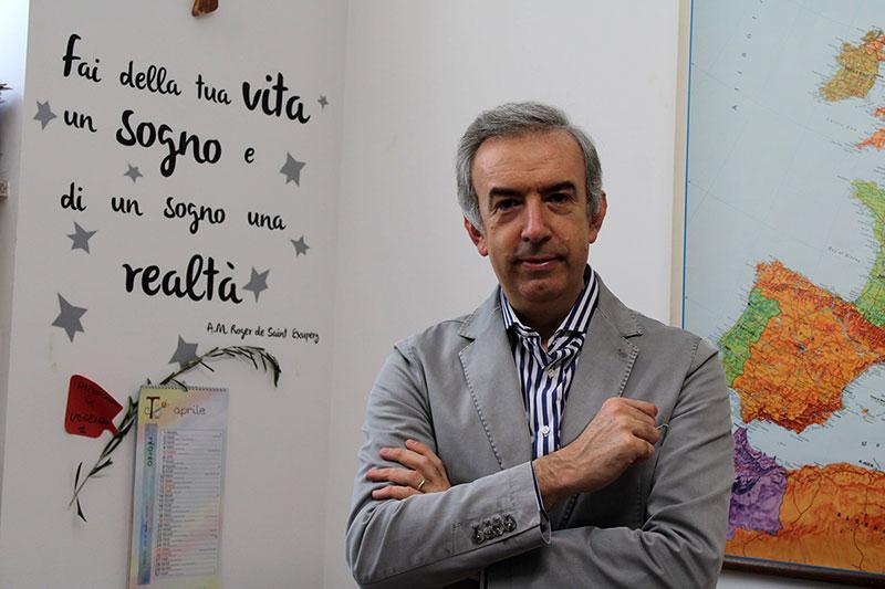 Leadership Coach Giancarlo Manzoni
