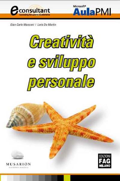 Creativita E Sviluppo Personale Econsultant Book