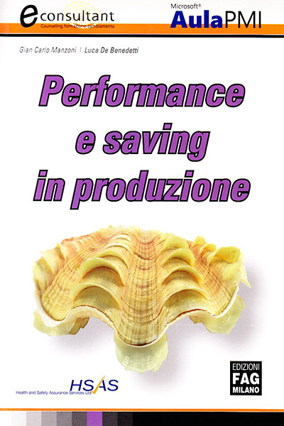 Performance E Savings In Produzione Econsultant Book