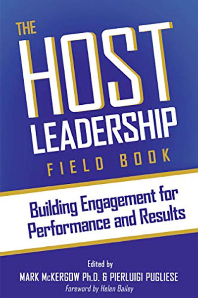 The Host Leadership Field Econsultant Book